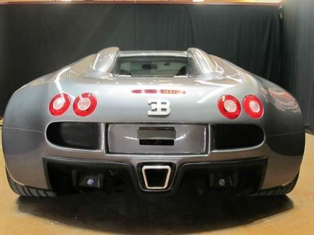 Bugatti Veyron hàng nhái giá bằng 3 chiếc Camry đời mới - ảnh 4