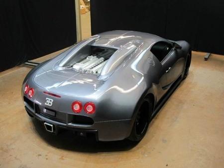 Bugatti Veyron hàng nhái giá bằng 3 chiếc Camry đời mới - ảnh 5