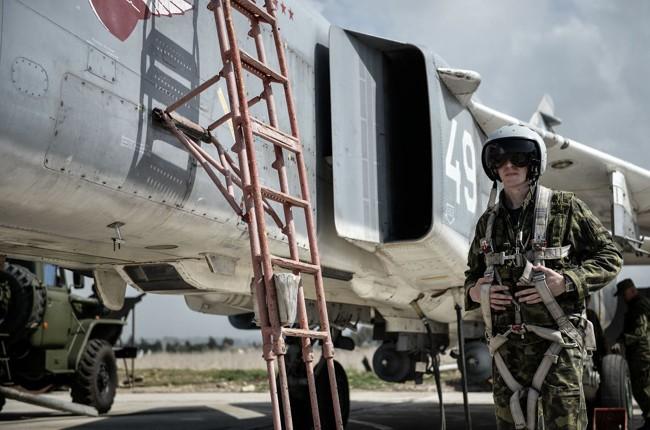 [ẢNH] Nhìn lại chiến dịch của Không quân Nga ở Syria - ảnh 2