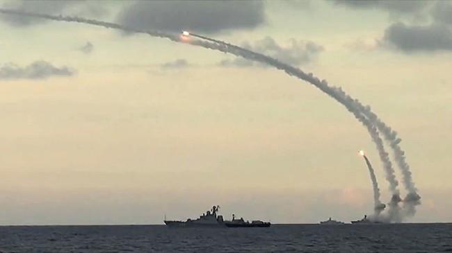 [ẢNH] Nhìn lại chiến dịch của Không quân Nga ở Syria - ảnh 5