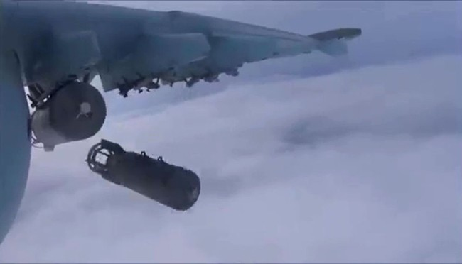 [ẢNH] Nhìn lại chiến dịch của Không quân Nga ở Syria - ảnh 6