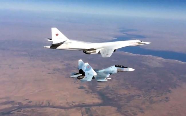 [ẢNH] Nhìn lại chiến dịch của Không quân Nga ở Syria - ảnh 9