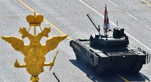 Hùng tráng lễ duyệt binh mừng Ngày Chiến thắng ở Nga - ảnh 2