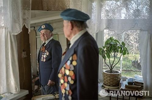 Hùng tráng lễ duyệt binh mừng Ngày Chiến thắng ở Nga - ảnh 6