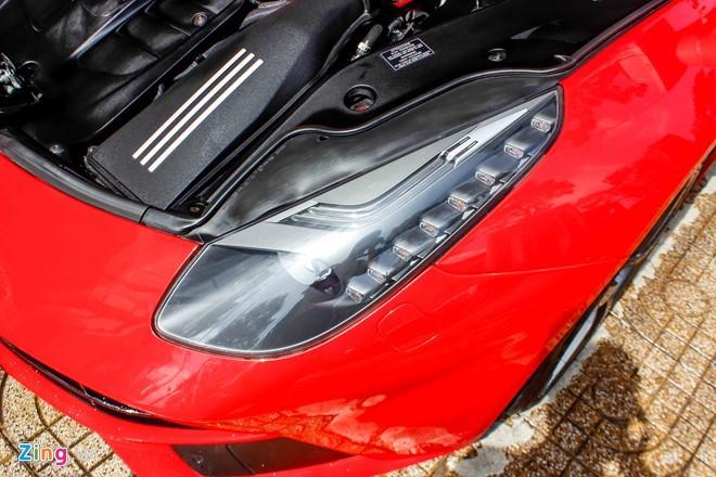 Lộ diện siêu xe Ferrari F12 triệu đô nhập từ Dubai về Việt Nam - ảnh 8