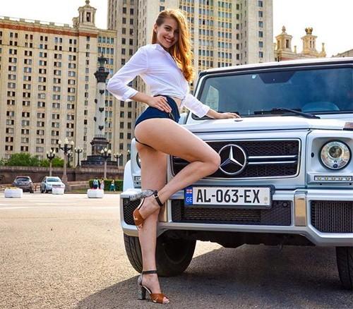 Hội con nhà giàu Nga và thú vui khoe siêu xe - ảnh 13