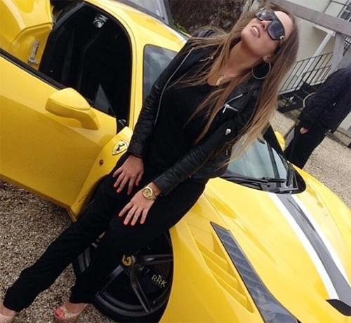 Hội con nhà giàu Nga và thú vui khoe siêu xe - ảnh 17
