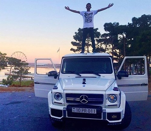 Hội con nhà giàu Nga và thú vui khoe siêu xe - ảnh 19