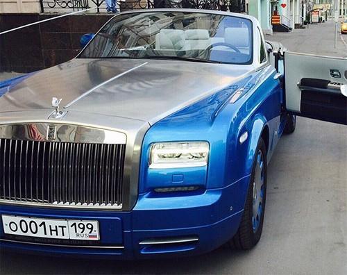 Hội con nhà giàu Nga và thú vui khoe siêu xe - ảnh 20