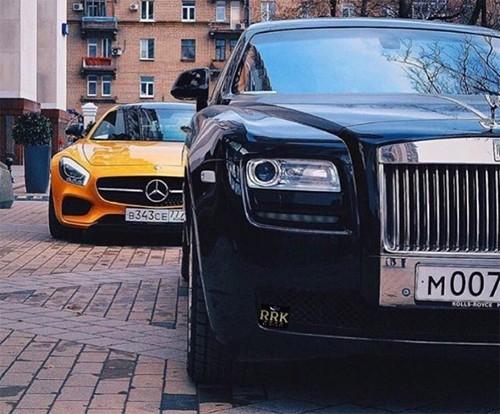 Hội con nhà giàu Nga và thú vui khoe siêu xe - ảnh 21