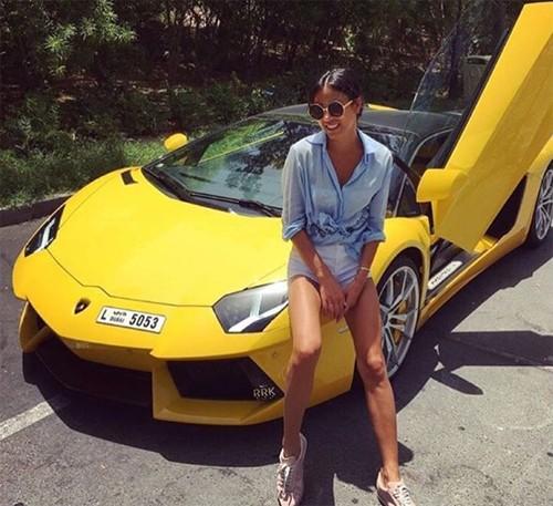 Hội con nhà giàu Nga và thú vui khoe siêu xe - ảnh 4