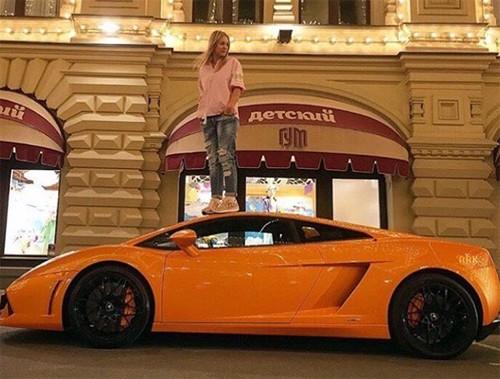 Hội con nhà giàu Nga và thú vui khoe siêu xe - ảnh 6