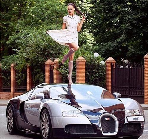 Hội con nhà giàu Nga và thú vui khoe siêu xe - ảnh 7