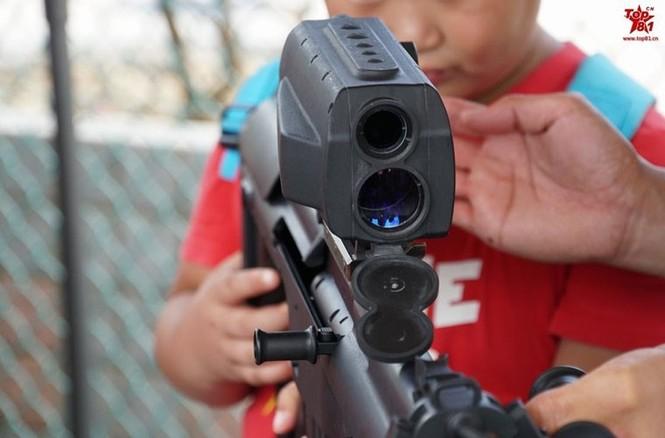Nhận diện loại súng bắn tỉa nguy hiểm nhất Trung Quốc - ảnh 1