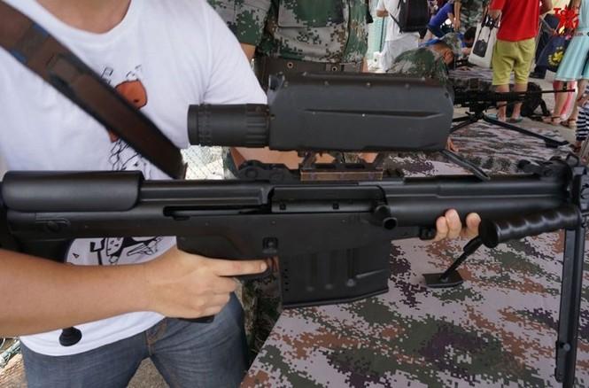 Nhận diện loại súng bắn tỉa nguy hiểm nhất Trung Quốc - ảnh 11