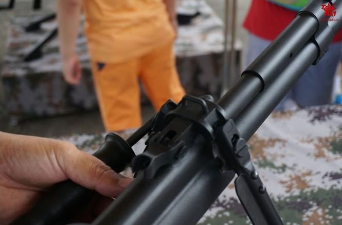 Nhận diện loại súng bắn tỉa nguy hiểm nhất Trung Quốc - ảnh 12