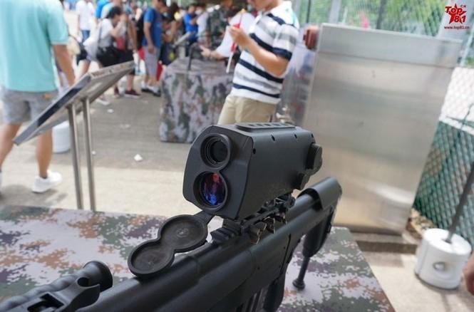 Nhận diện loại súng bắn tỉa nguy hiểm nhất Trung Quốc - ảnh 4