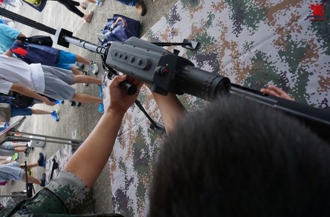 Nhận diện loại súng bắn tỉa nguy hiểm nhất Trung Quốc - ảnh 5