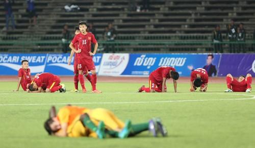 HLV U16 Việt Nam: 'Cầu thủ mất Cup vì quá hưng phấn' - ảnh 1