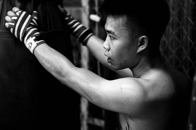 Muay Thai len lỏi vào đời sống võ Việt - ảnh 8