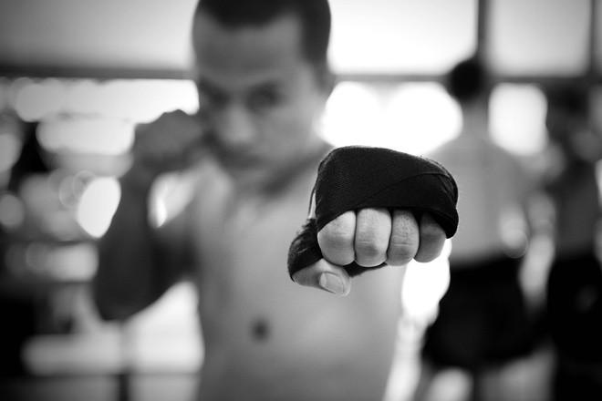 Muay Thai len lỏi vào đời sống võ Việt - ảnh 9