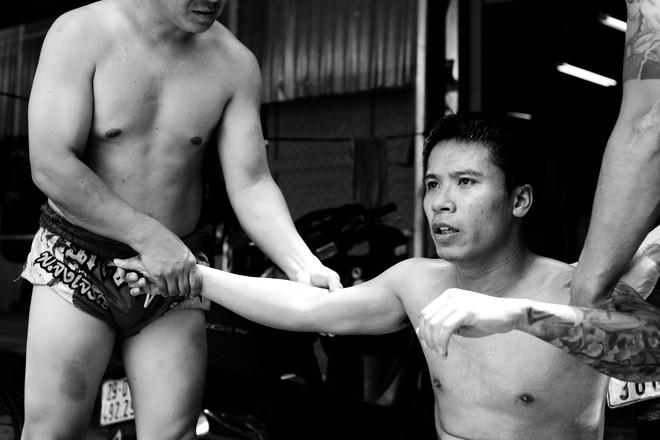 Muay Thai len lỏi vào đời sống võ Việt - ảnh 10