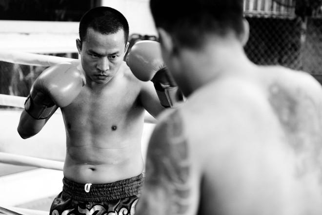 Muay Thai len lỏi vào đời sống võ Việt - ảnh 7