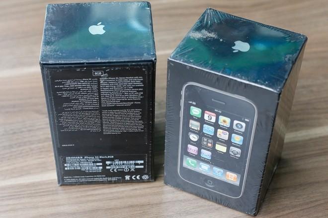 iPhone 3G hàng hiếm giá 50 triệu đồng ở Việt Nam - ảnh 1