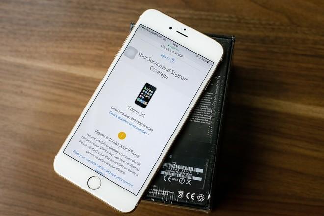 iPhone 3G hàng hiếm giá 50 triệu đồng ở Việt Nam - ảnh 2