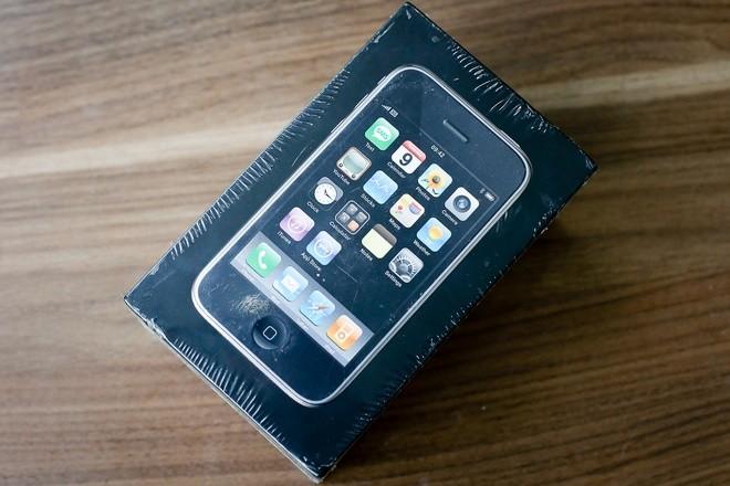 iPhone 3G hàng hiếm giá 50 triệu đồng ở Việt Nam - ảnh 3