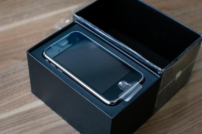 iPhone 3G hàng hiếm giá 50 triệu đồng ở Việt Nam - ảnh 4