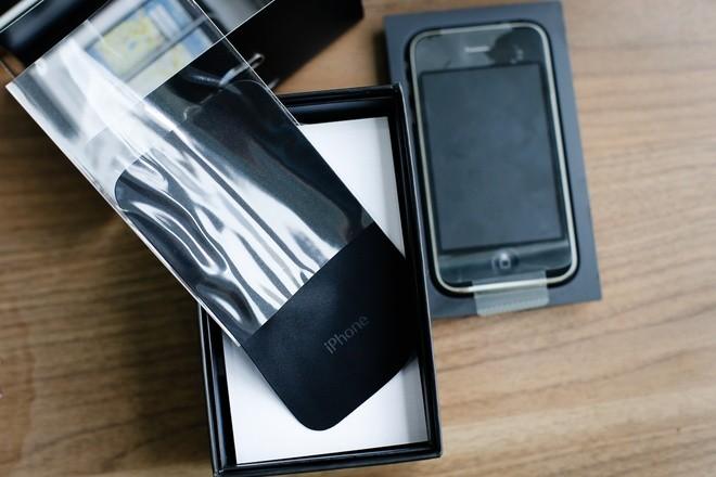 iPhone 3G hàng hiếm giá 50 triệu đồng ở Việt Nam - ảnh 7