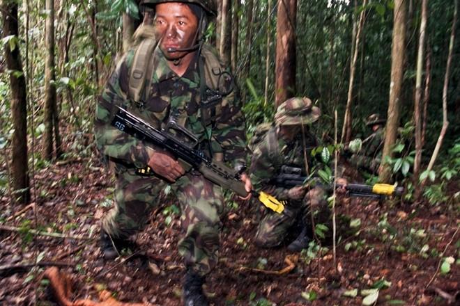 Philippines thuê chiến binh Nepal chống khủng bố - ảnh 2