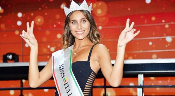 Giật mình vì diện mạo Hoa hậu Italia giống hệt... HLV Conte - ảnh 9
