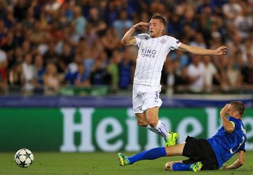 Leicester thắng đậm trận đầu tiên tại Champions League - ảnh 1
