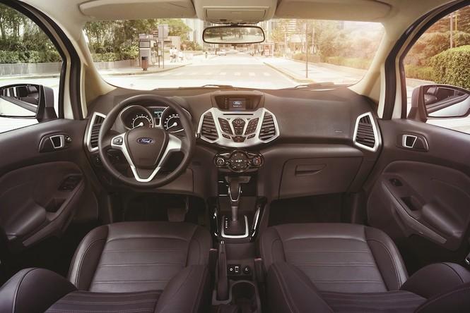 Ra mắt Ford EcoSport Titanium phiên bản Black Edition - ảnh 1
