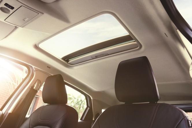 Ra mắt Ford EcoSport Titanium phiên bản Black Edition - ảnh 2