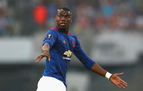 Mourinho bênh Pogba chằm chặp trước tâm bão - ảnh 1