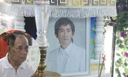 Bố ca sĩ Minh Thuận: 'Con trai tôi ra đi rất bình yên' - ảnh 1