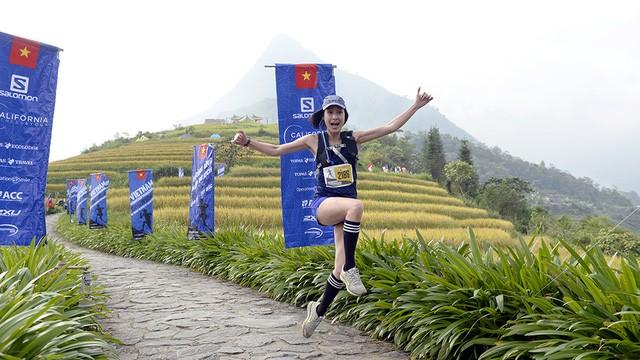 Đại sứ Anh băng núi 70km tại giải chạy việt dã ở Sapa - ảnh 16