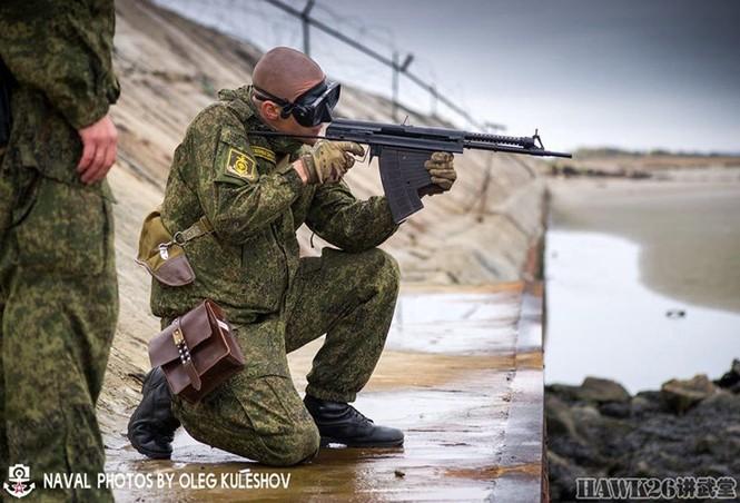 đội người nhái Nga - ảnh 11