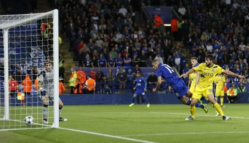 Leicester thắng trận thứ hai liên tiếp tại Champions League - ảnh 1