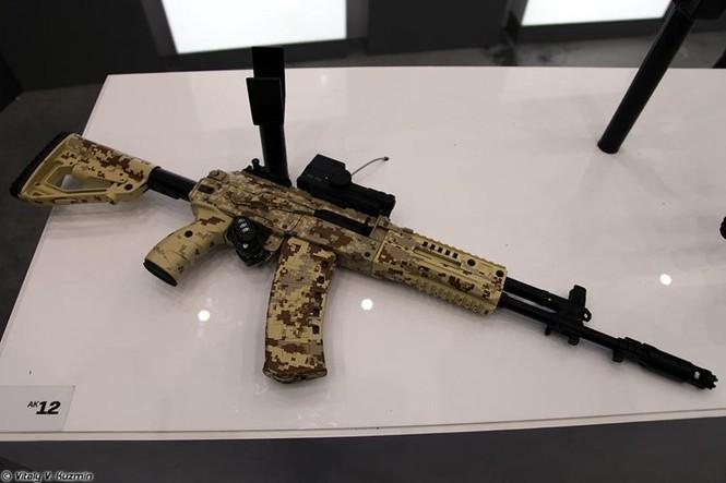 Cận cảnh kho súng đẳng cấp của quân đội Nga - ảnh 13