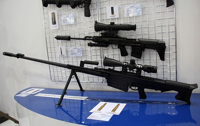 Cận cảnh kho súng đẳng cấp của quân đội Nga - ảnh 15