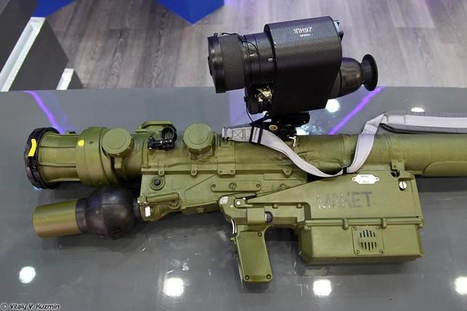 Cận cảnh kho súng đẳng cấp của quân đội Nga - ảnh 2