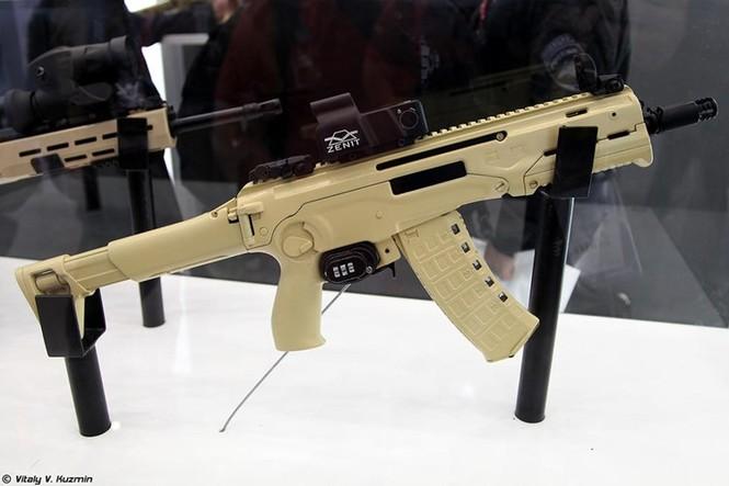 Cận cảnh kho súng đẳng cấp của quân đội Nga - ảnh 3