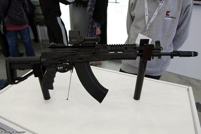 Cận cảnh kho súng đẳng cấp của quân đội Nga - ảnh 8