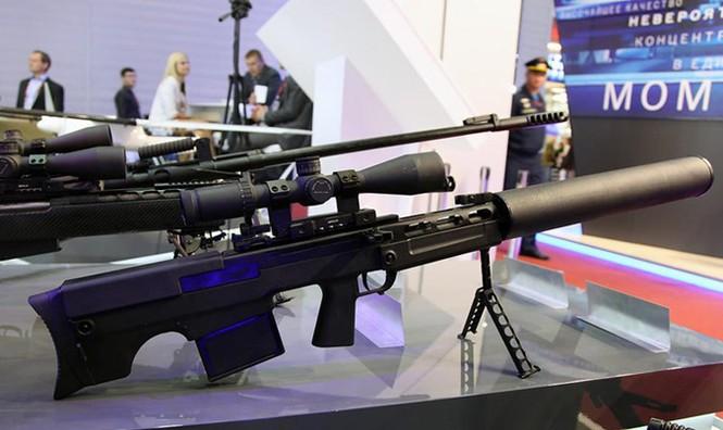 Cận cảnh kho súng đẳng cấp của quân đội Nga - ảnh 1