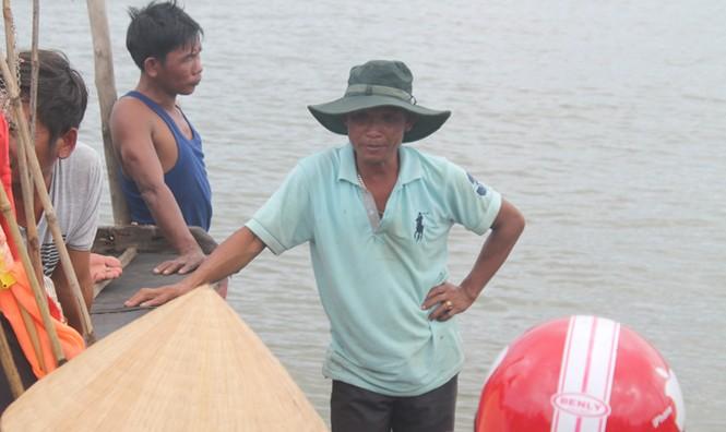 Điều tra vụ chìm tàu gây chết người gần đảo Cồn Cỏ - ảnh 1