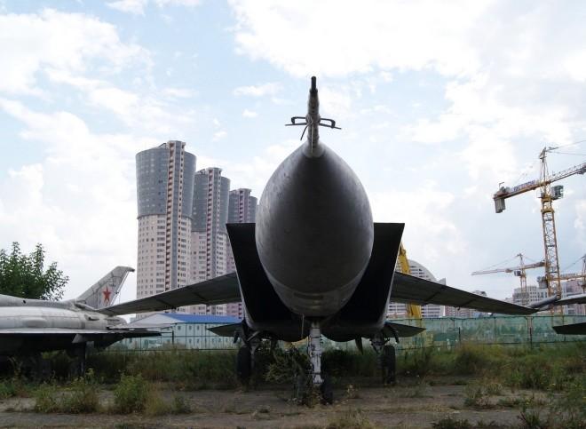 Nấm mồ hoang phế của các máy bay Nga giữa thủ đô Moscow - ảnh 2
